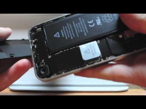 Cambiare cover posteriore iPhone 4 [ VIDEOGUIDA APPITUNES ]