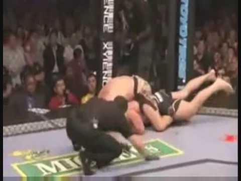 Forrest Griffin Highlights - Not Afraid! Video
