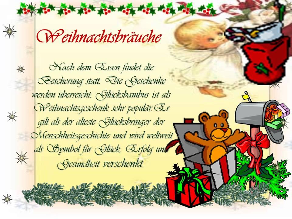 Поздравление другу на немецком языке