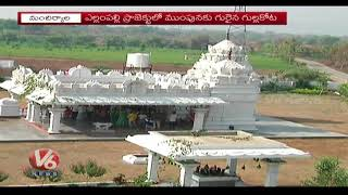 Special Story On NRI Pathuri Santosh Reddy, Builds A Temple For Village In Mancherial