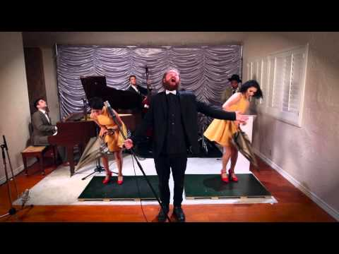 "Umbrella - Vintage ""Singin' in the Rain"" Style Rihanna Cover ft. Casey Abrams & The Sole Sisters #1"