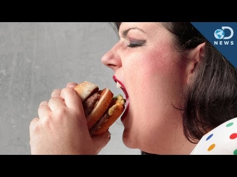 Does Stress Make Us Crave Bad Food?