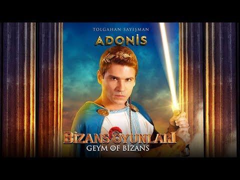 Bizans Oyunları - Tolgahan Sayışman (Adonis)