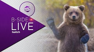 B-SIDE! BEAR SIMULATOR - GOTY 2016? - MORLU TOTAL GAMING