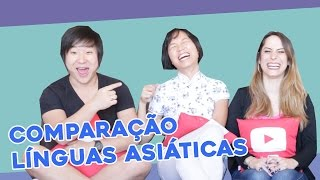 Palavras em Chinês, Coreano e Japonês | Ft. Pyong e Fale em Japonês