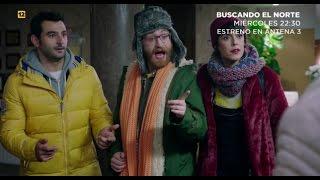 download musica Buscando el norte se estrenará simultáneamente en Antena 3 Neox y Atreseries