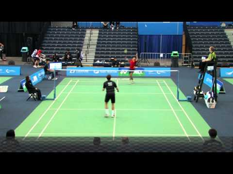 Chetan Anand vs. Joseph Rogers (Part 1) [Better Badminton]