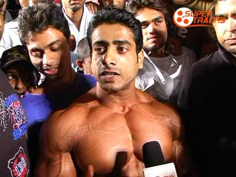 Indian Bodybuilder || Suhash Khamkar Diets || Mr. Asia 2011 #1