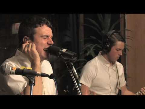Say Anything - Cemetery Acoustic Live