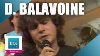 """Daniel Balavoine """"Je ne suis pas un héros""""   Archive INA"""