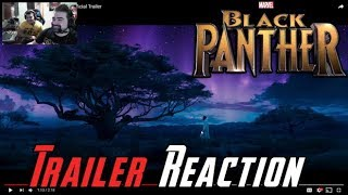 Black Panther Angry Trailer Reaction