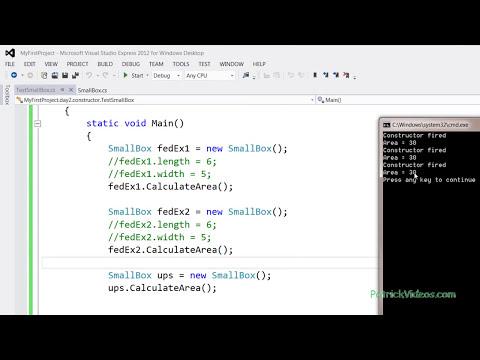 C# programming tutorial - Step by Step