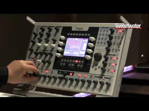 Arturia Origin Keyboard Demo - Sweetwater