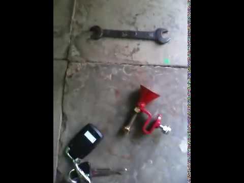 Fake turbo / turbo palsu buatan sendiri