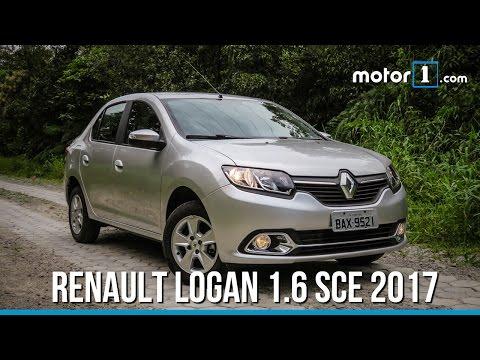 Renault Logan 1.6 SCe 2017 - Teste
