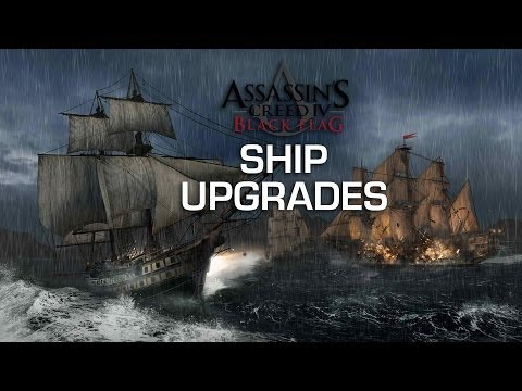 How to upgrade your ship in Assassin's Creed IV: Black Flag