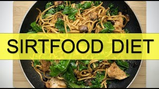 Sirtfood Diet Meal Plan I Sirtfood Diet I What i eat in Phase 1&2