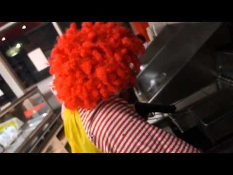 Ronald McDonald Chicken