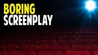 42 Ways To Avoid Writing A Boring Screenplay