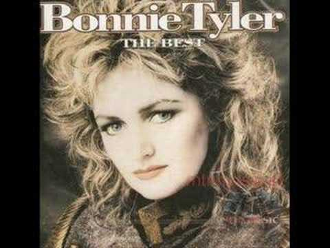 Bonnie Tyler - I Need a Hero (Lyrics)