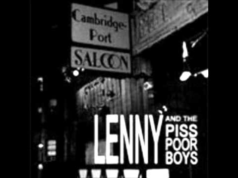 Lenny And The Piss Poor Boys - Two Robbers