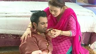 Saath Nibhana Saathiya 15th October 2016 - Jaggi Keeps Karva Chauth For Gopi  & Faints!