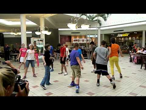 Canton Country Day School Flash Mob