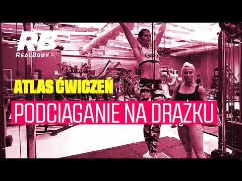 Atlas Ćwiczeń Dla Kobiet - Podciąganie Na Drążku #odcinek 4