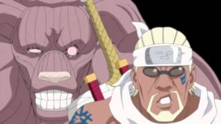 Naruto Shippuden Episode 326 (Four Tails, the King of Sage Monkeys) English Dubbed