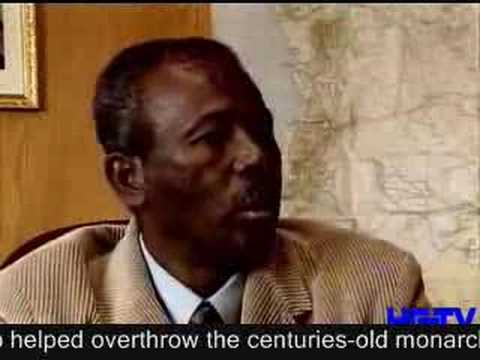 Mengistu Haile Mariam about the 1974 revolution.