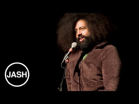 Reggie Watts -- Life on the Road -- Episode 1