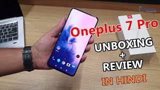 Oneplus 7 Pro Unboxing & Review In Hindi 🔥🔥 | Casewale