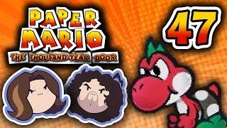 Paper Mario TTYD: Little Dino Buddy - PART 47 - Game Grumps