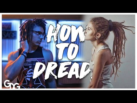 How To Get Dreadlocks With Any Hair Type