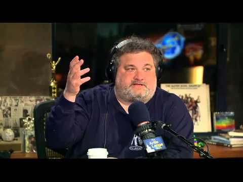The Artie Lange Show - Bill Rancic (In Studio) Part 1
