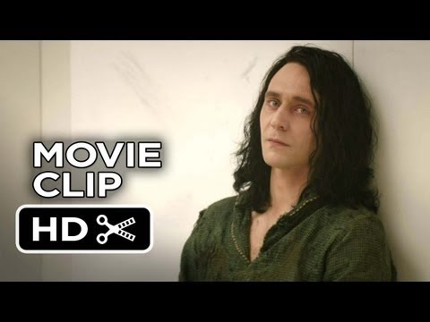 Thor The Dark World Movie Clip Thor Asks For Help ...