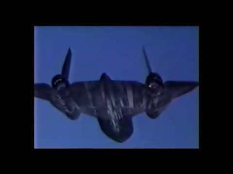 Flat Earth - SR-71 Flat!