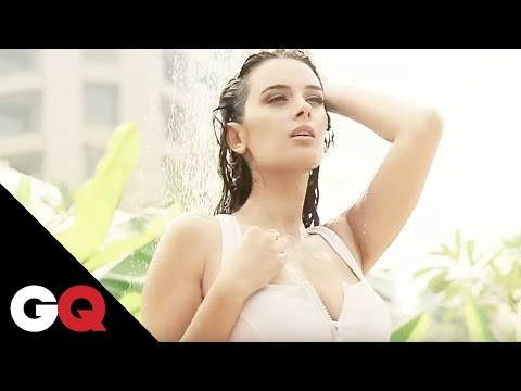 Evelyn Sharma Goes Poolside | Photoshoot Behind-the-Scenes | GQ India thumbnail