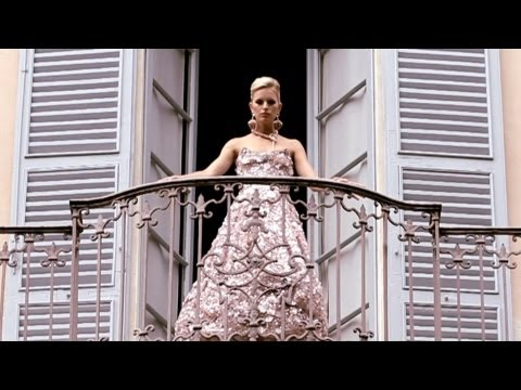Anna Dello Russo for Giorgio Armani Boudoir Collection