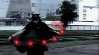 Шмели - Женщина летучая мышь