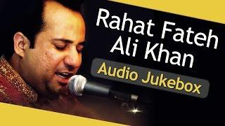 Top 10 Rahat Fateh Ali Khan Songs {HD} - Audio Jukebox - Evergreen Songs