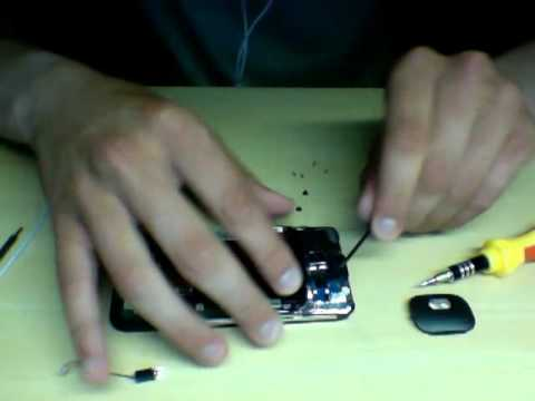 HTC inspire 4g disassembly (AT&T)