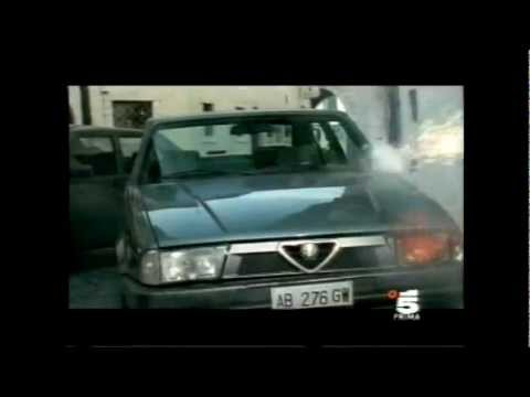 Alfa Romeo 75  - Operazione Odissea ('99)