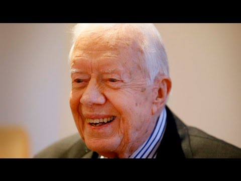Jimmy Carter On President Donald Trump