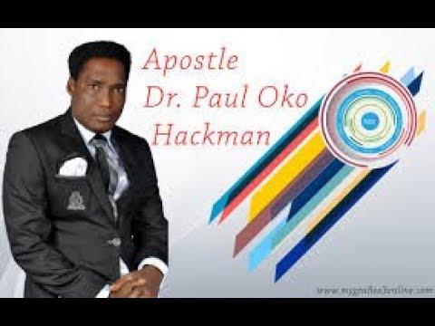 Apostle Paul Oko Hackman - Amazing  Live Worship You Need To Watch.