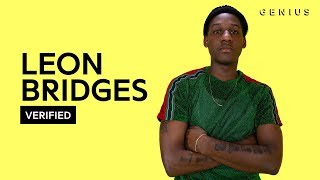 Leon Bridges 34 Beyond 34 Meaning Verified
