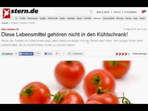 Pomidory W Lodówce - Nauka Niemieckiego