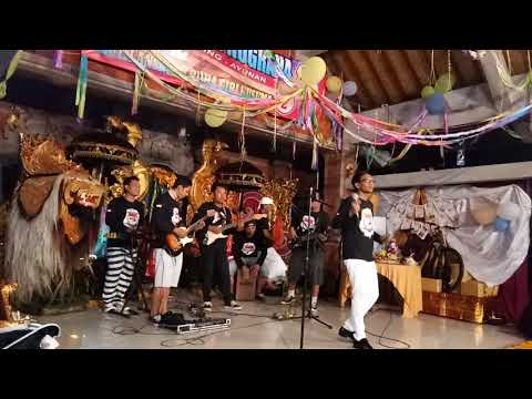 5AY ft MatanAi - Cotton Fields ( live Br. Badung Ayunan)