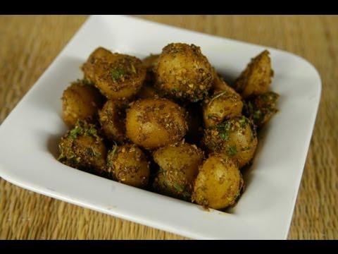Saunfiani Aloo (Ani Seeds flavored Potato)
