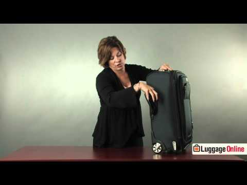 "TravelPro Crew 8 22"" Expandable Rollaboard Suiter Review"